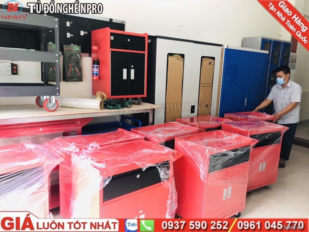 Tủ đựng dụng cụ cơ khí, tủ đựng đồ nghề sửa xe - Tủ đồ nghề Việt Nam