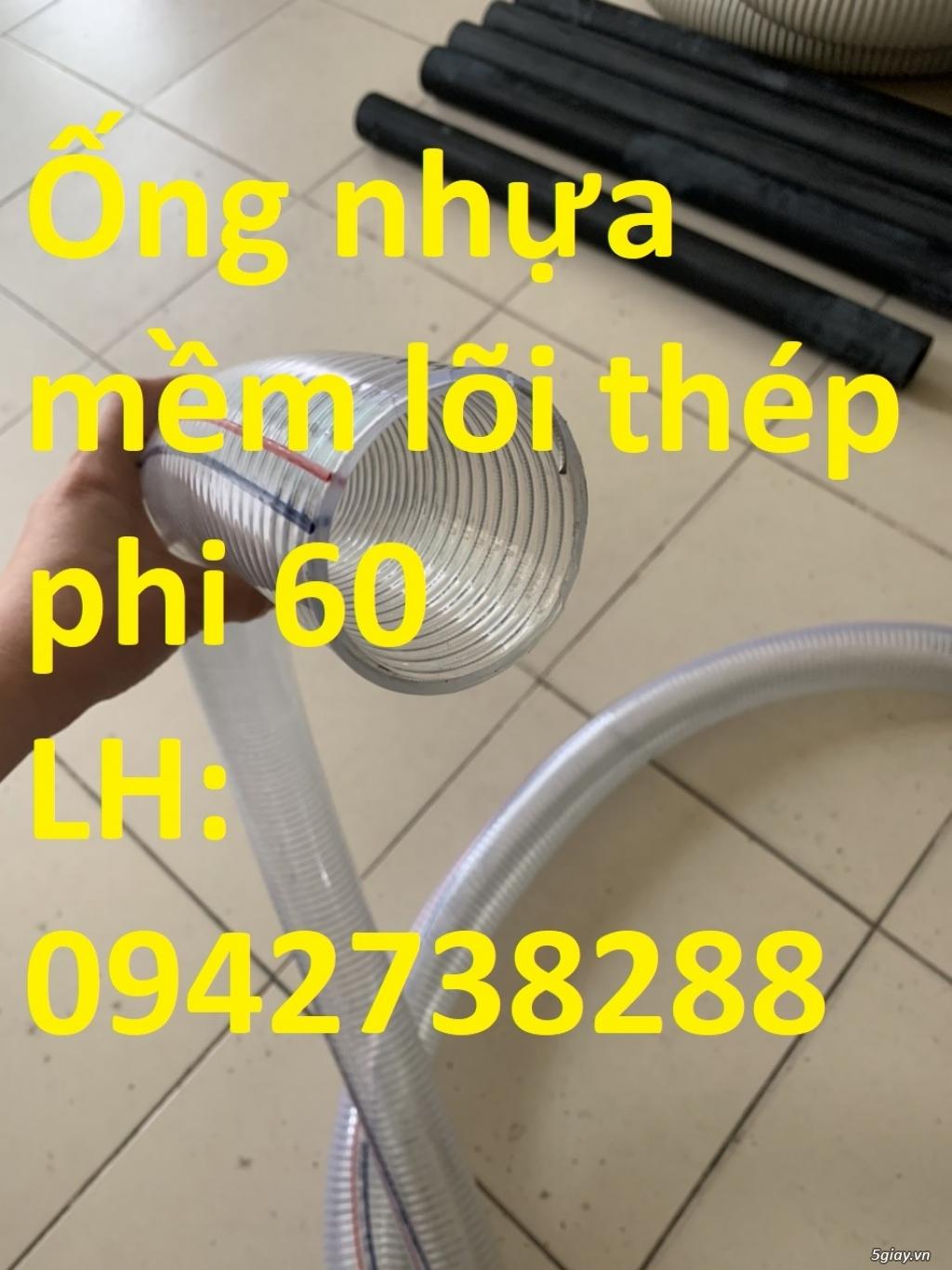 Ứng dụng của ống nhựa mềm lõi thép ohi 60 hàng có sẵn