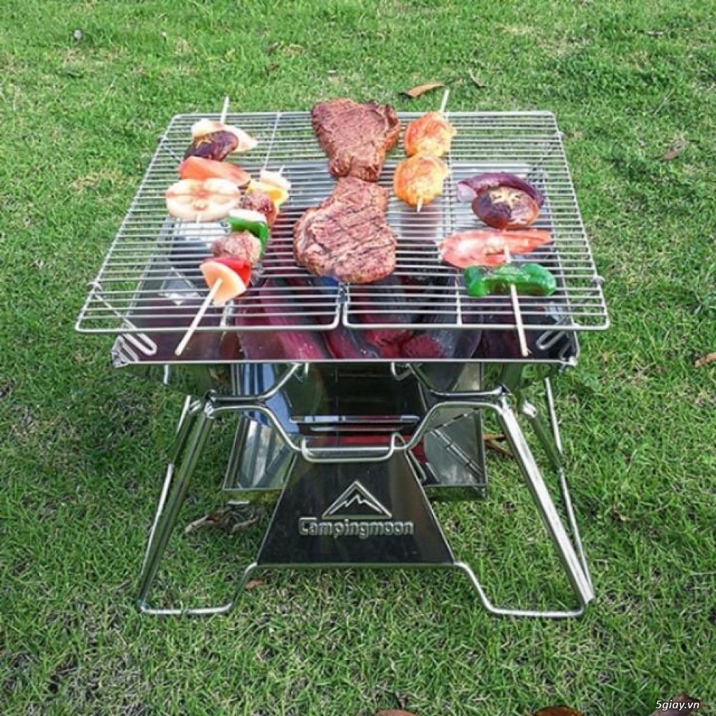 Bếp nướng dã ngoại Campingmoon MT02 - 2