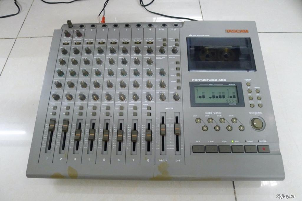 TASCAM Portastudio 488