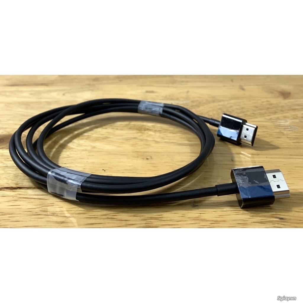 Chuyên các loại cáp sạc, kết nối chính hãng Apple, Belkin, Dell, HP