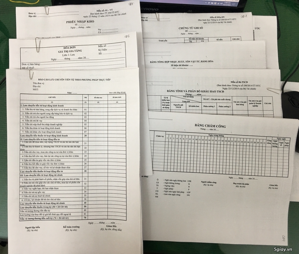 Kế toán tổng hợp cho người mới học - 3
