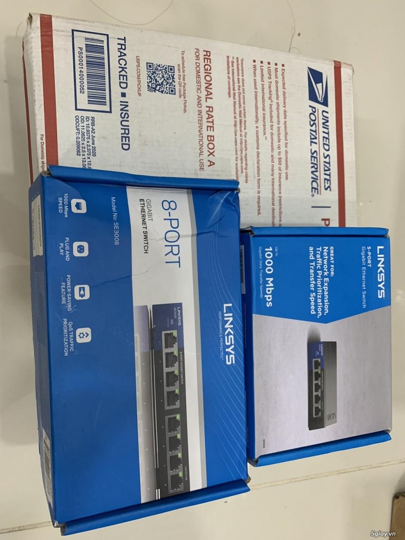 Bộ phát wifi Linksys EA7500 v2 AC1900mb max-stream mu-mimo hàng USA rẻ - 6