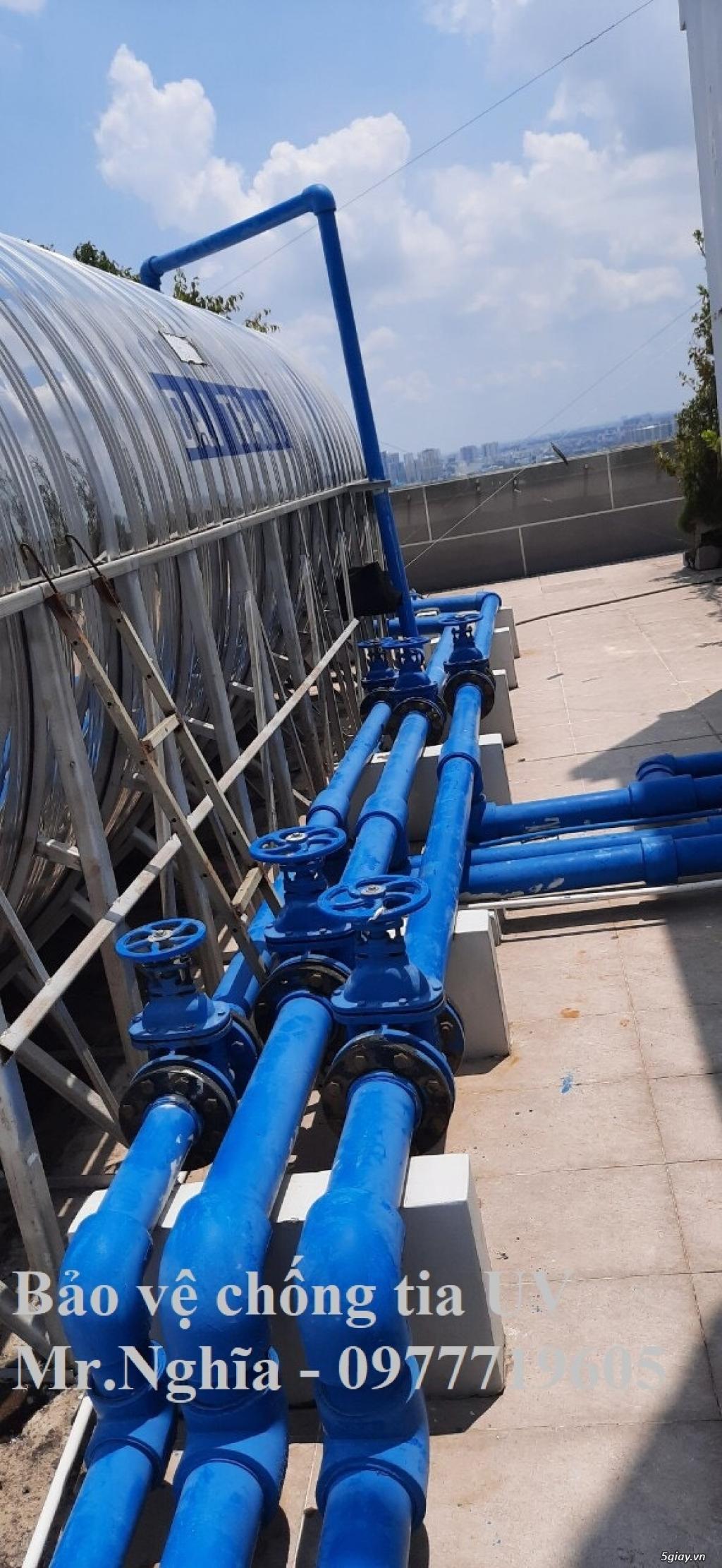 Premseal băng dán chống tia UV bảo vệ ống PPR, uPVC, HDPE - 1