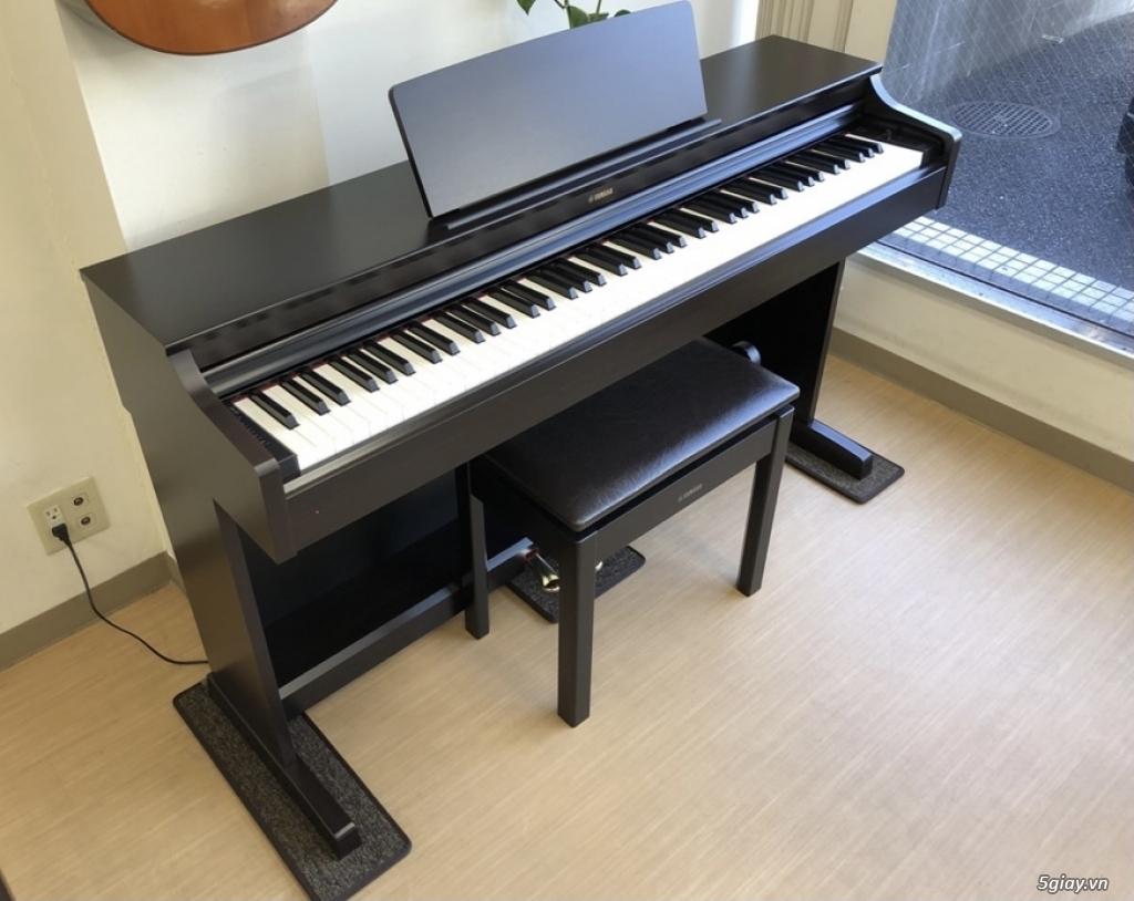 Đàn Piano Yamaha Nhật - 5
