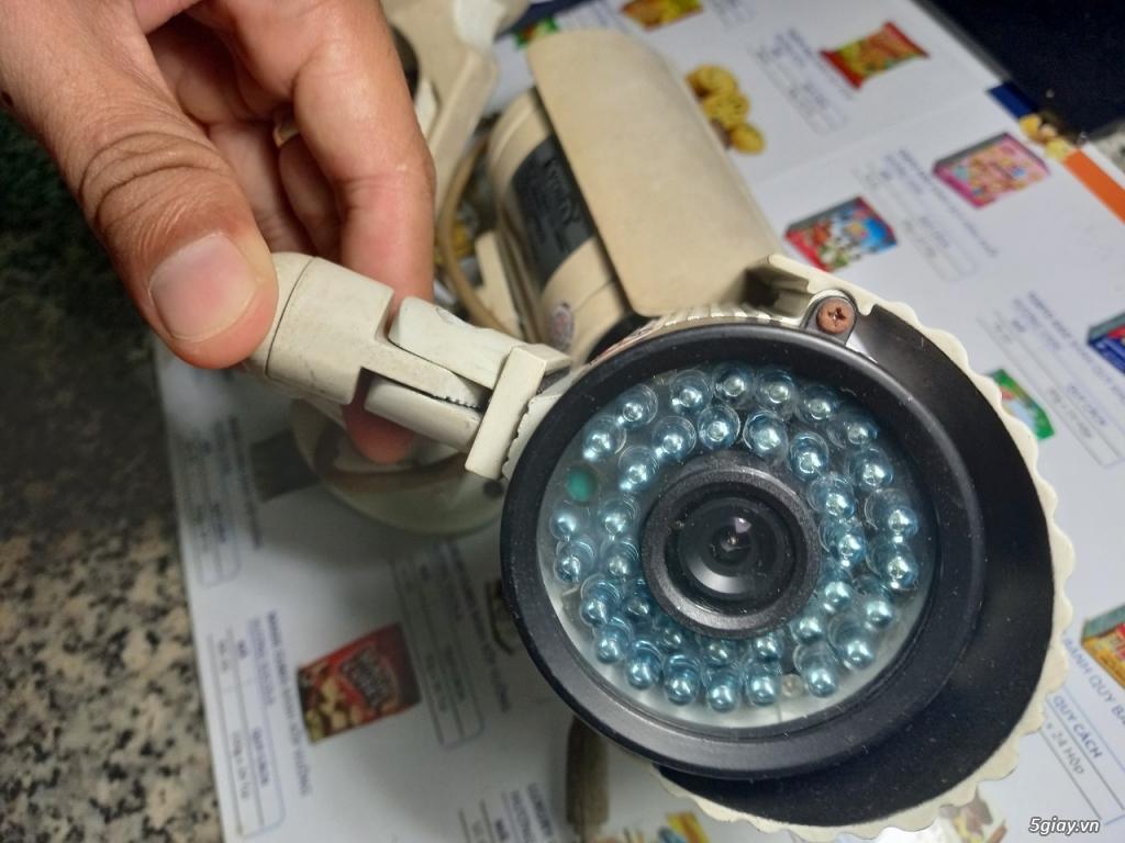 Thanh lý camera hệ thống AHD - 1