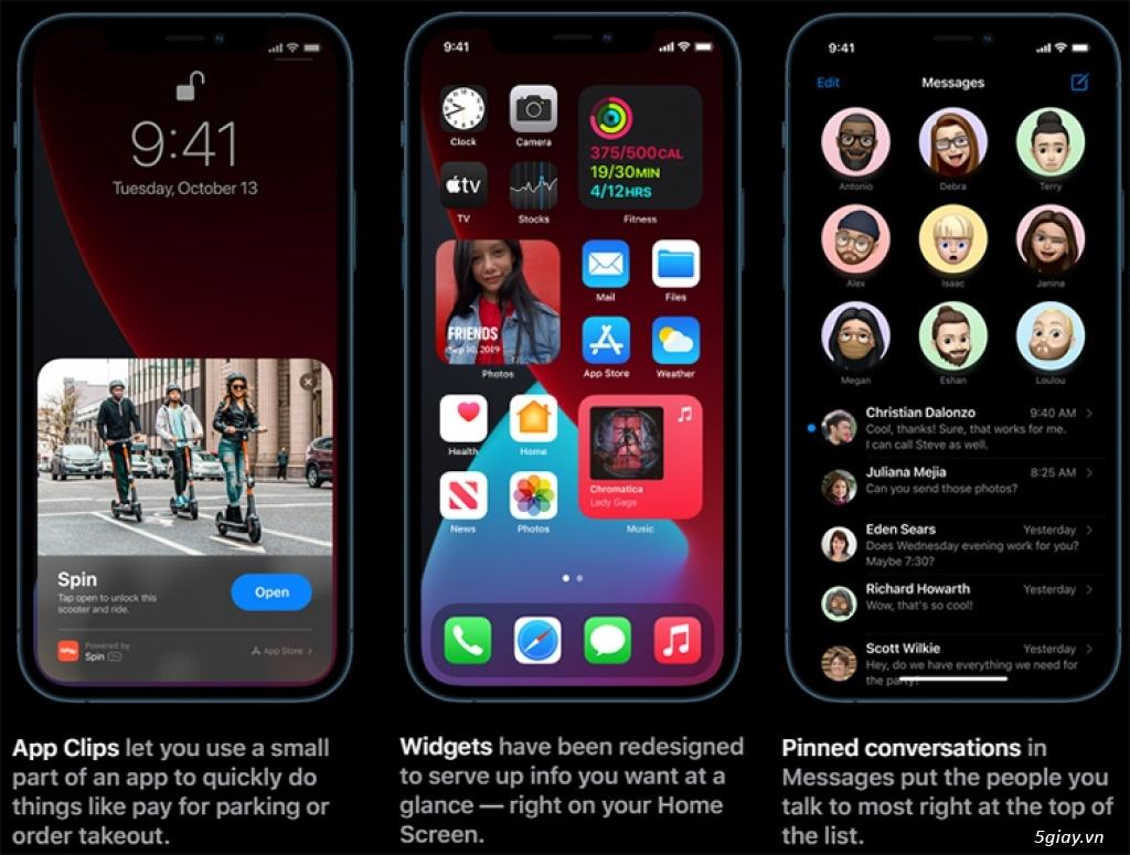điện thoại iPhone 12 Pro Max 128GB  siêu khuyến mãi mùa covid - 2