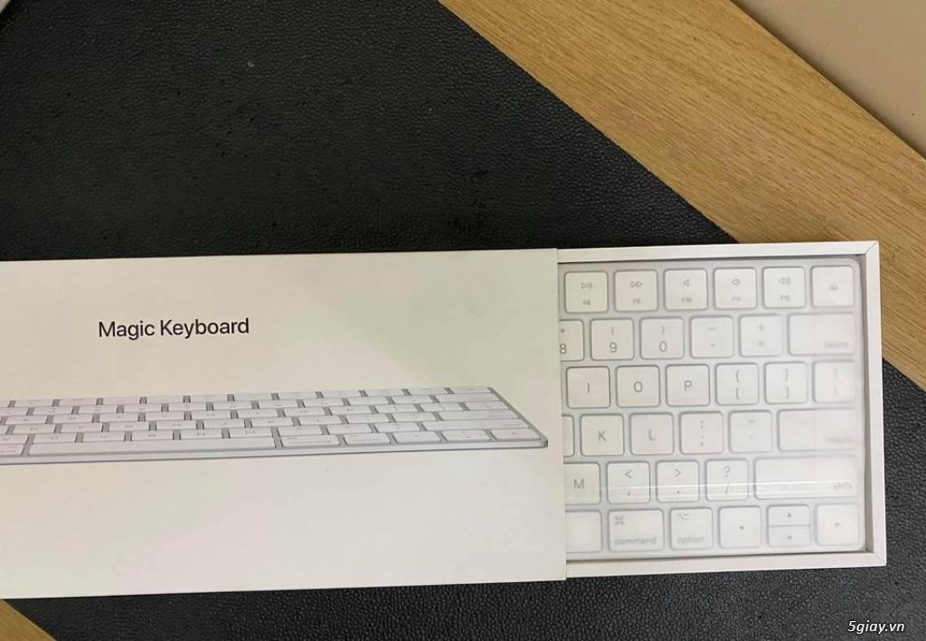 Apple magic keyboard không dây hàng chính hãng thế hệ thứ 02 - 1