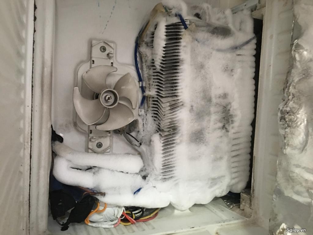 Dịch vụ sửa tủ lạnh panasonic đắc lộc Vĩnh phương nha trang - 2