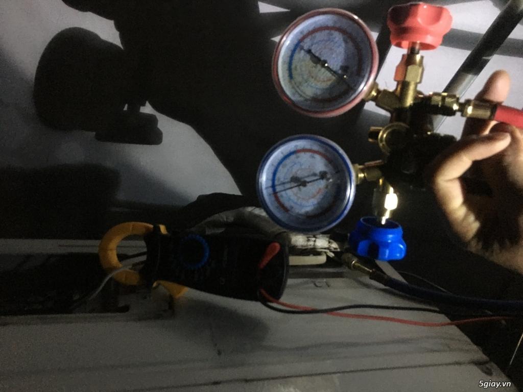 Dịch vụ vệ sinh máy lạnh 85 phương sài Nha Trang - 4