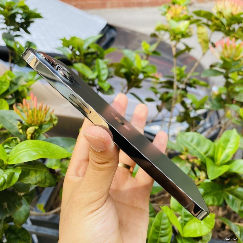 Cần bán 12pro max 128gb đen keng zin all còn bảo hành 12/2021 - 2