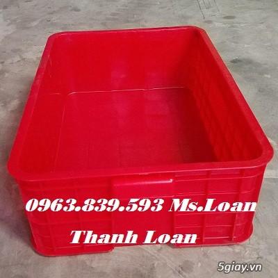 Khay nhựa, thùng nhựa đa năng đựng đồ dùng, dụng cụ./ 0963.839.593 - 4
