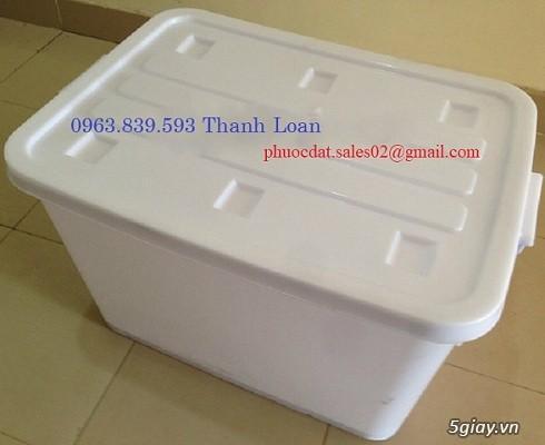 Khay nhựa, thùng nhựa đa năng đựng đồ dùng, dụng cụ./ 0963.839.593 - 2