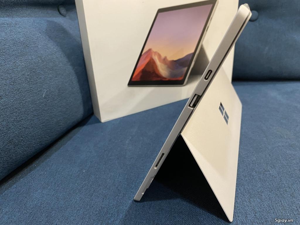 Surface Pro 7 I5/8GB/128GB LIKE NEW Full box + sạc (Sạc 19 lần) - 3