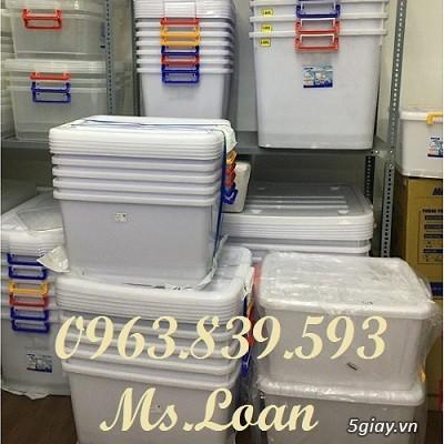 Khay nhựa, thùng nhựa đa năng đựng đồ dùng, dụng cụ./ 0963.839.593