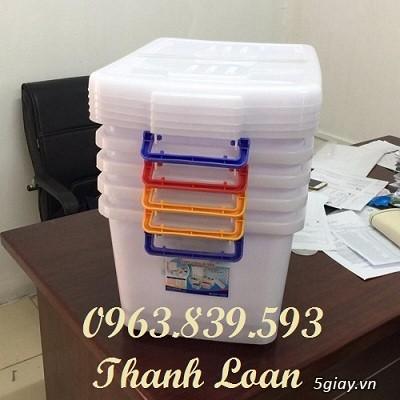 Khay nhựa, thùng nhựa đa năng đựng đồ dùng, dụng cụ./ 0963.839.593 - 3