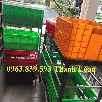 Khay nhựa, thùng nhựa đa năng đựng đồ dùng, dụng cụ./ 0963.839.593 - 5