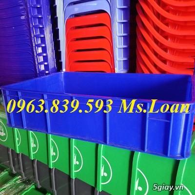 Khay nhựa, thùng nhựa đa năng đựng đồ dùng, dụng cụ./ 0963.839.593 - 6