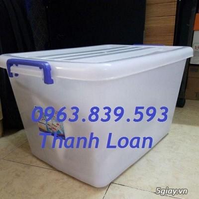 Khay nhựa, thùng nhựa đa năng đựng đồ dùng, dụng cụ./ 0963.839.593 - 1