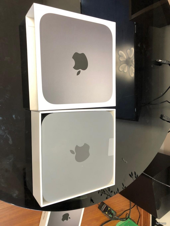Mac mini 2018 i7 32gb ssd 256 like new full box BH 12 tháng - 4