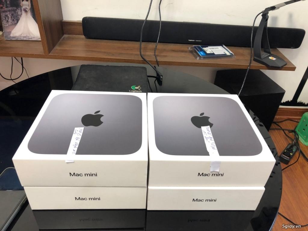 Mac mini 2018 i7 32gb ssd 256 like new full box BH 12 tháng - 3