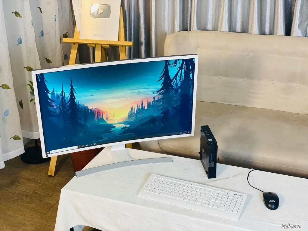 Mini PC Lenovo ThinkCentre Intel i5-4570T / i3-4130T / i5 M900 - 3