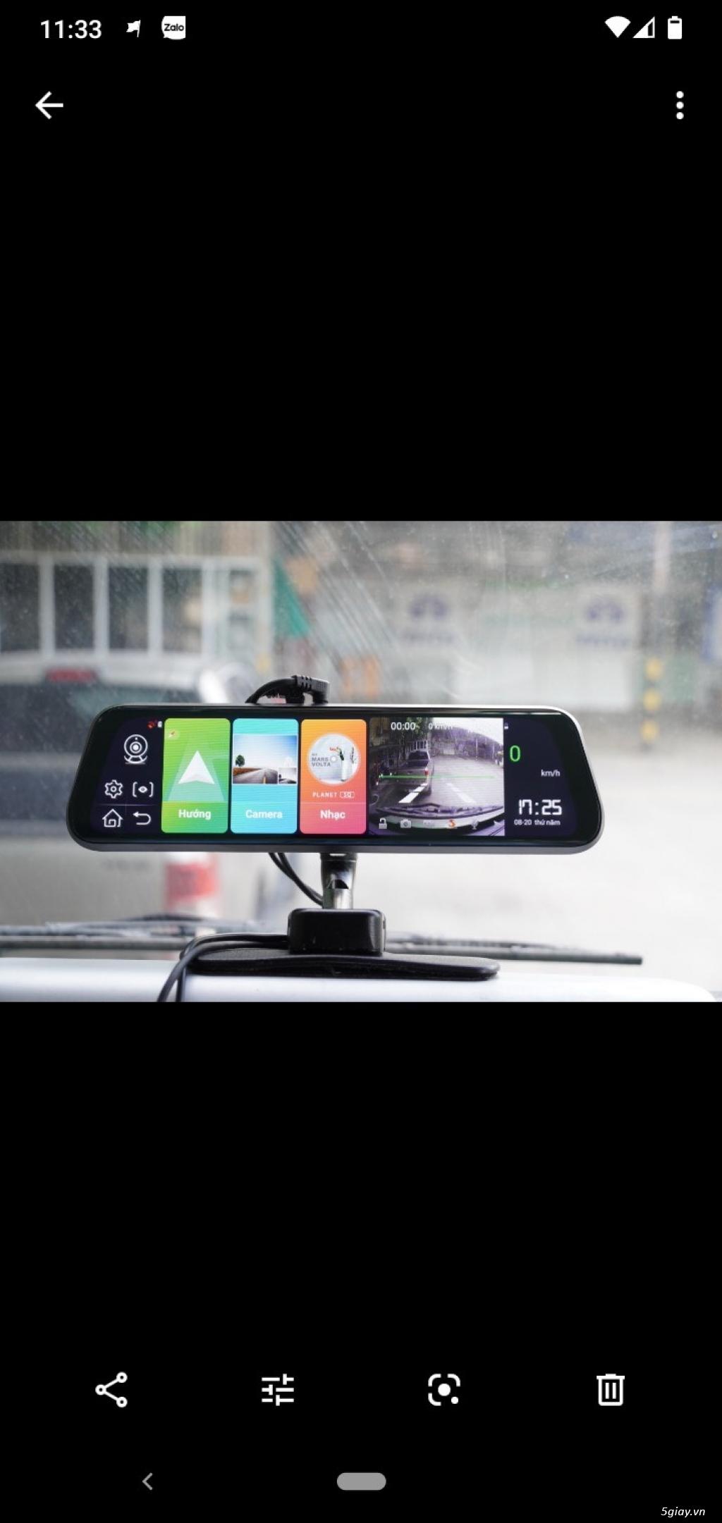 Sale sốc  Camera hành trình cho xe ô tô giá siêu rẻ tại HP - 39