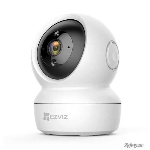 Camera wifi k dây trong nhà quay 360 đàm thoại 2 chiều - 2