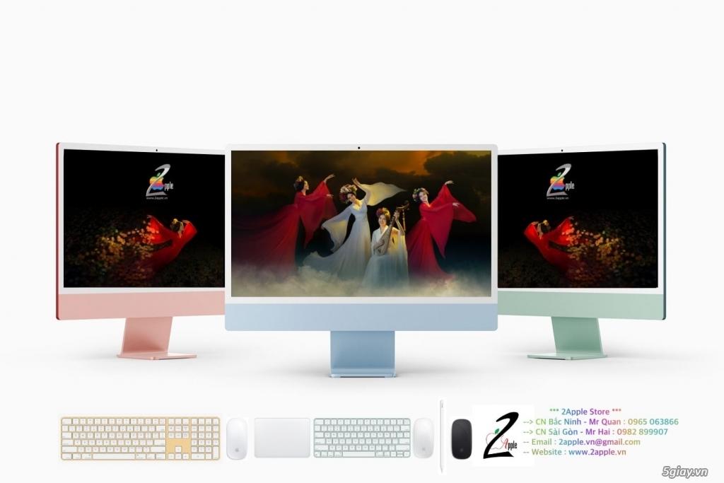 iMac_2K_4K_5K_4.5K_M1 Full+MaxOption Đầy Đủ Chọn ...