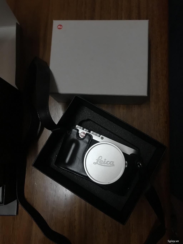 Máy ảnh Leica X Typ 113 fullbox made in Germany - 4