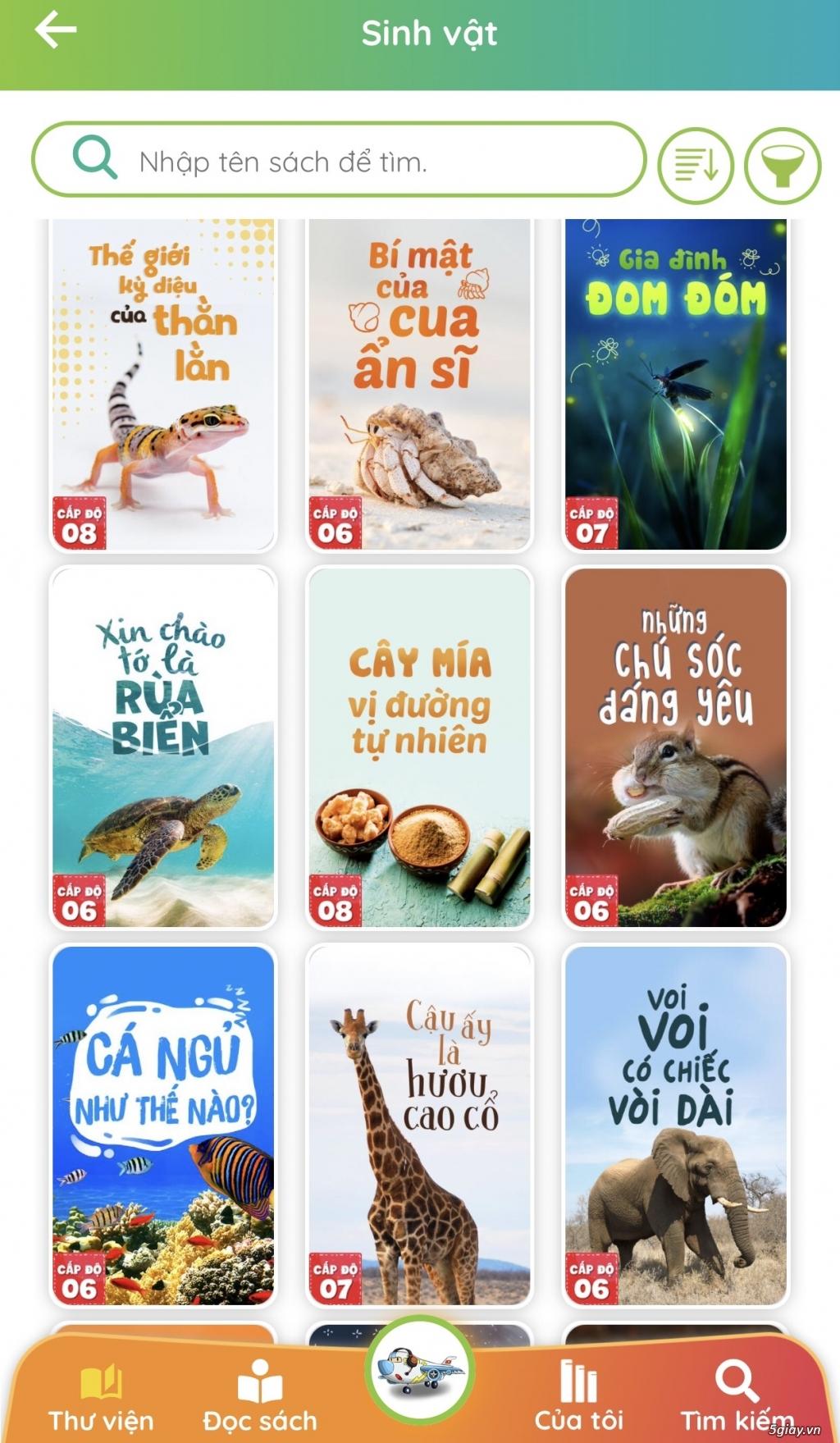 UMBALENA - Kho sách khám phá thế giới cho trẻ - 2