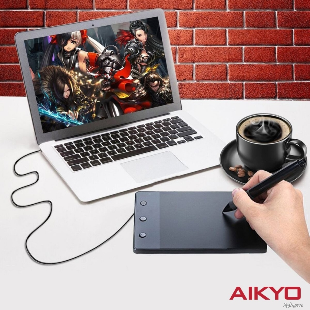 Bảng điện tử AIKYO cho dạy & học online - 1