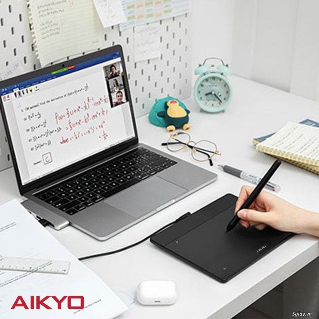 Bảng điện tử AIKYO cho dạy & học online