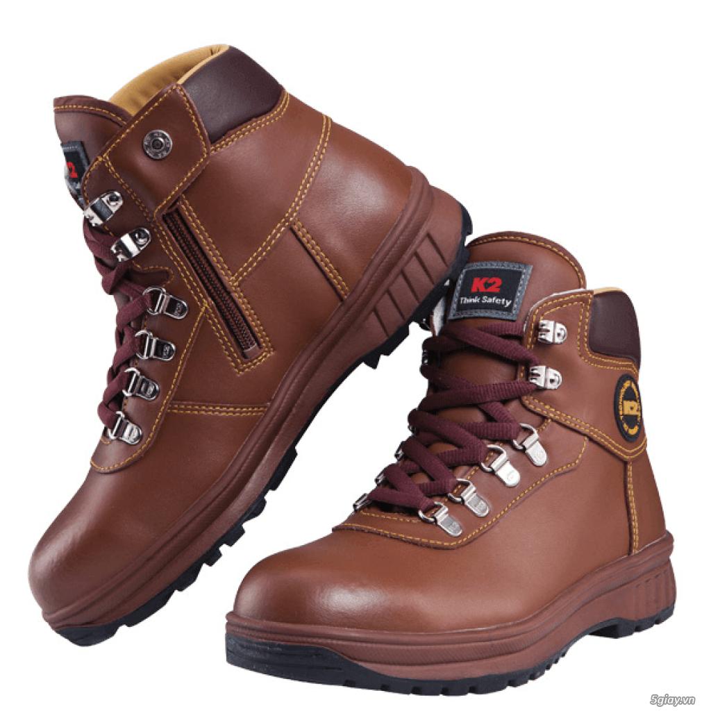 Giày Bảo Hộ K2 Chính Hãng Đủ Size Từ 38-45 - 1