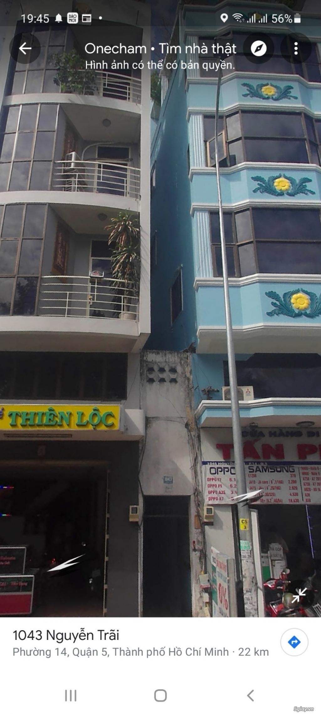 Cần bán nhà siêu vip Nguyễn Trãi Quận 5,TPHCM - 1