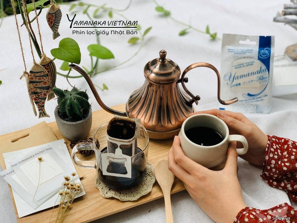 DRIP COFFEE BAG - PHIN GIẤY LỌC CÀ PHÊ - YAMANAKA FILTER - 4