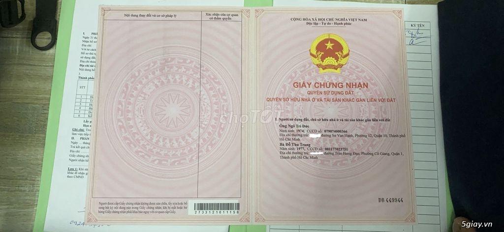 Cần bán nhà siêu vip Nguyễn Trãi Quận 5,TPHCM - 2