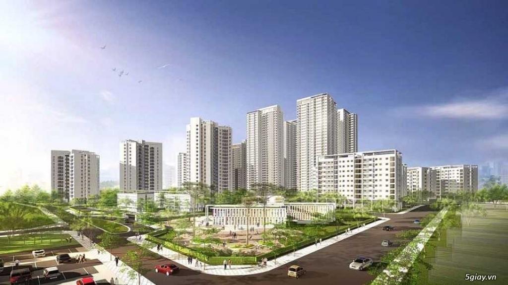 Mua nhà trong công viên đầu tiên tại Hồng Hà Eco City Hà - 1