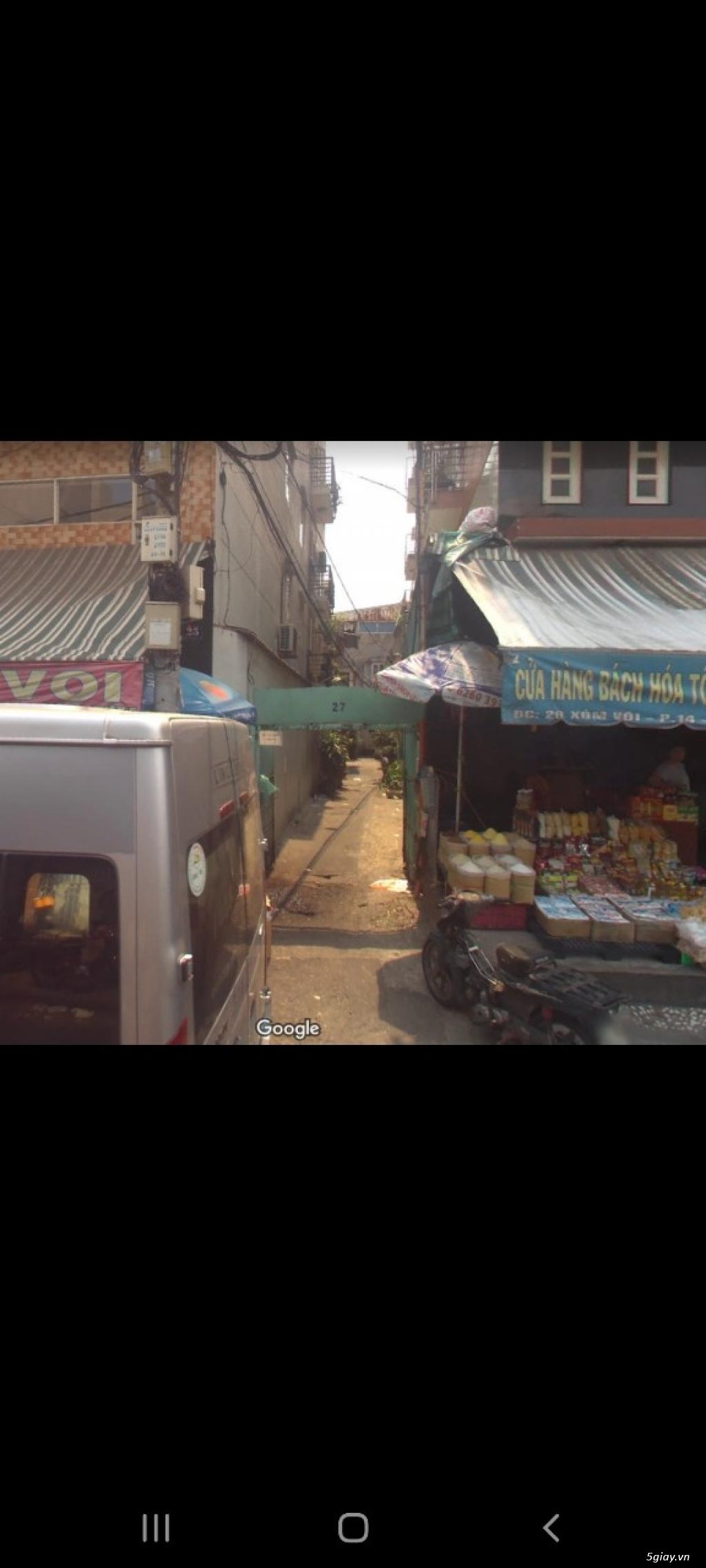 Cần bán nhà siêu vip Nguyễn Trãi Quận 5,TPHCM