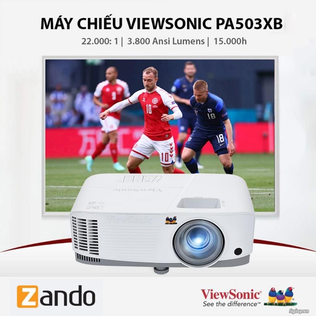 MÁY CHIẾU VIEWSONIC PA503XB DÙNG CHO GIÁO DỤC, VĂN PHÒNG - 19