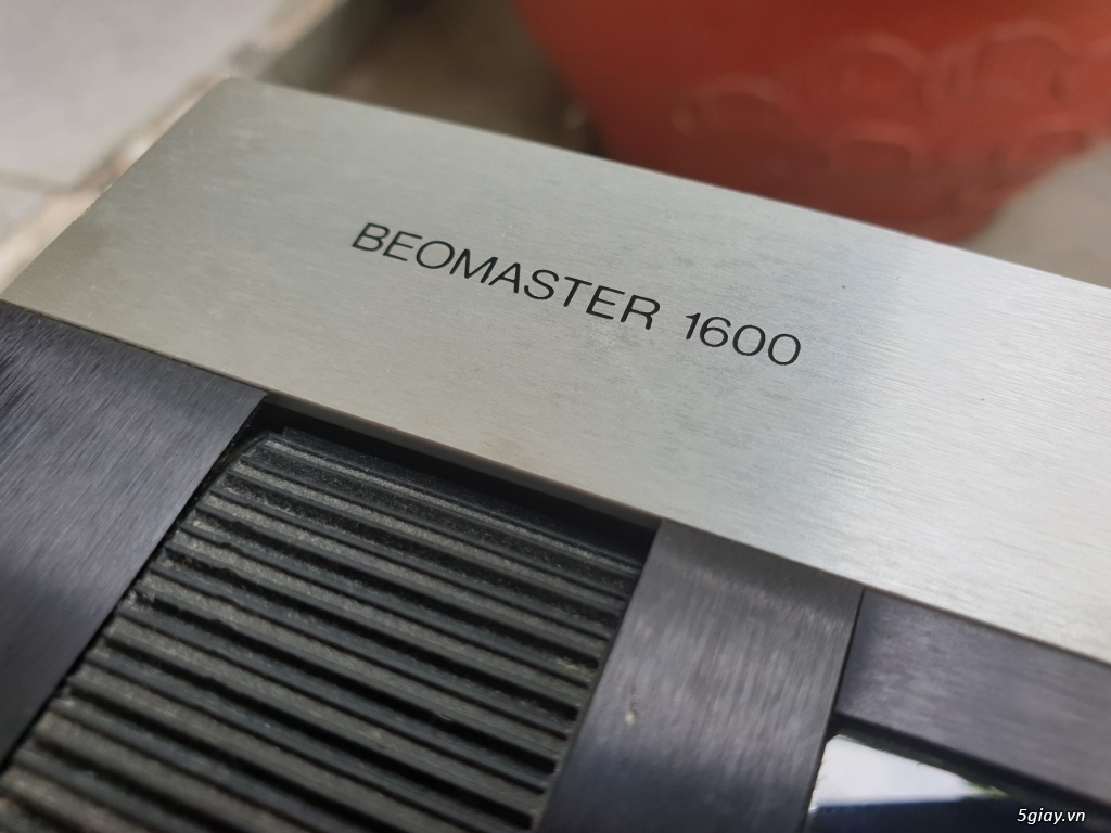 bán amply beomaster 1600 made in denmark - 1