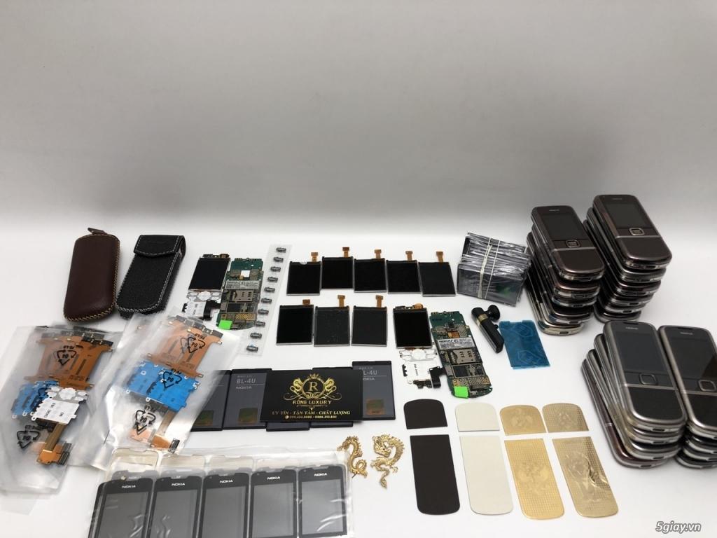 Rồng Luxury Sửa Chữa Nokia 8800 Uy Tín Tại Hà Nội