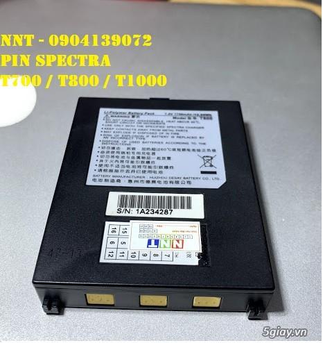 Pin máy cà thẻ T700, Pin máy cà thẻ T800, Pin máy cà thẻ T100