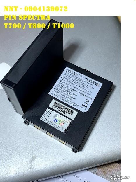 Pin máy cà thẻ T700, Pin máy cà thẻ T800, Pin máy cà thẻ T100 - 7