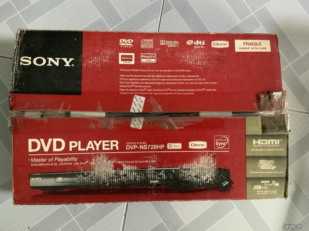 Đầu dĩa Sony mới 99,99%, fullbox - 3