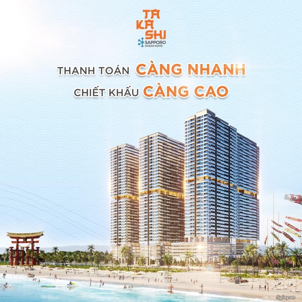 Dự án Takashi - Quy Nhơn - Căn hộ mặt tiền biển giá chỉ từ 35tr/m2 - 3