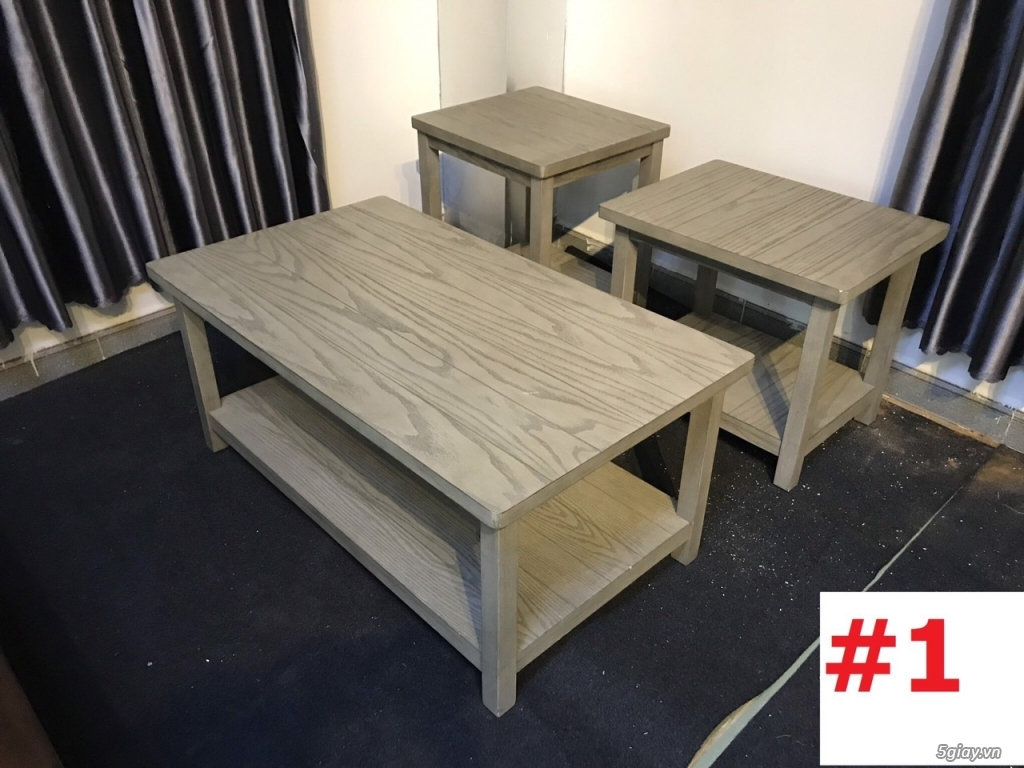nội thất đồ gỗ xuất qua HÀ LAN_ bể hợp đồng thanh lý giá rẻ - 41