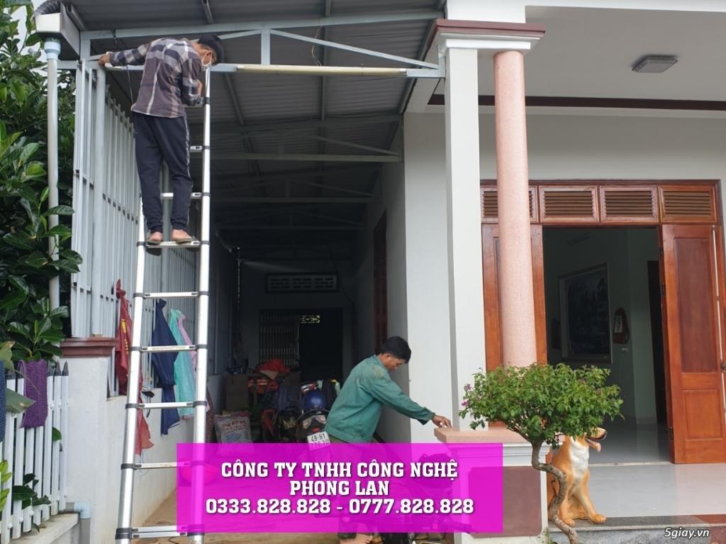 lắp đặt camera nhà anh khách hàng ở Thôn 9 Lộc Nam Bảo Lâm - 6