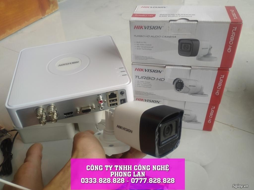 lắp đặt camera nhà anh khách hàng ở Thôn 9 Lộc Nam Bảo Lâm - 5