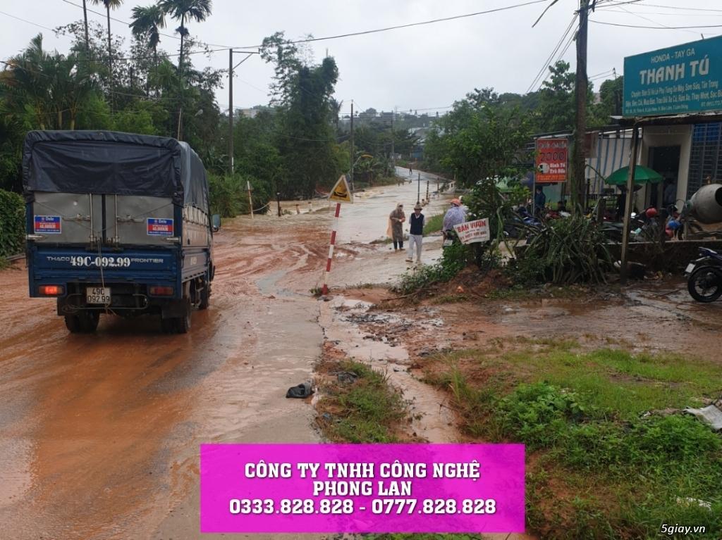 lắp đặt camera nhà anh khách hàng ở Thôn 9 Lộc Nam Bảo Lâm - 2